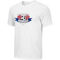 USA Showcase White Tournament Tee