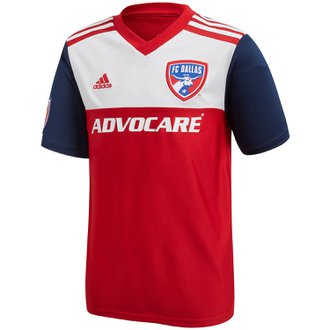 adidas DC United Home 2018-19 Youth Primary Jersey