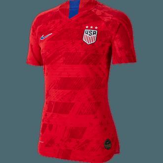 Nike USA 2019 Vapor Jersey de Visitante para Mujeres