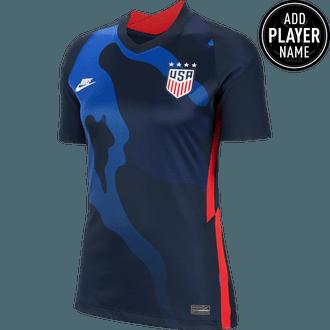 Nike USA Jersey Visitante 2020 para Damas