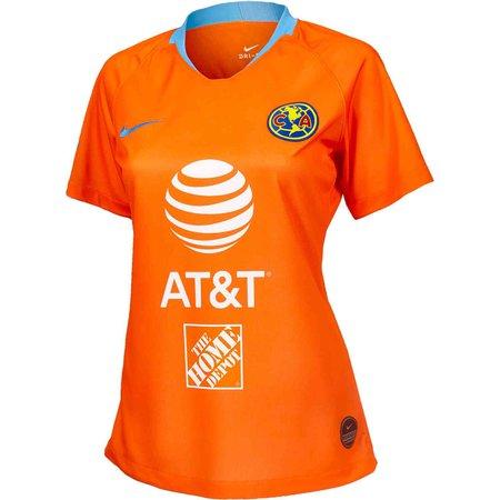 Nike Club América Jersey Tercera para Damas 18-19