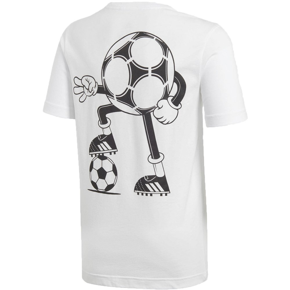 0961531ad adidas Mascot Youth World Cup 2018 Tee