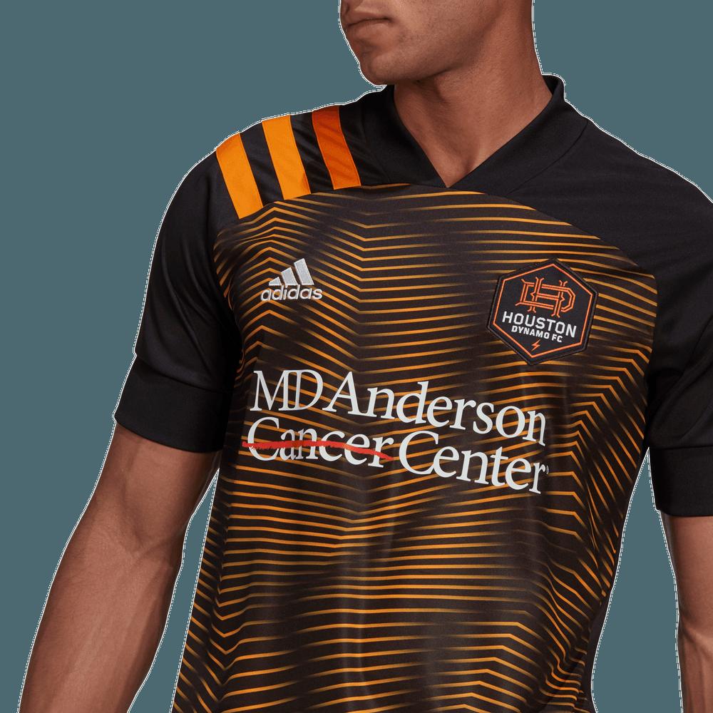 Adidas 2021 Houston Dynamo FC Away Men's Stadium Jersey | WeGotSoccer