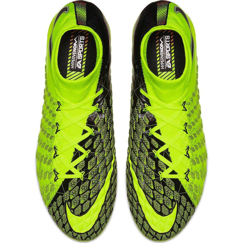 retail prices outlet store best selling Nike EA Sports Hypervenom Phantom 3 DF SE FG   WeGotSoccer