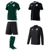 Marshfield United Required Kit