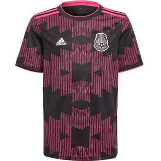 adidas México FMF 2021 Jersey de Local para Niños
