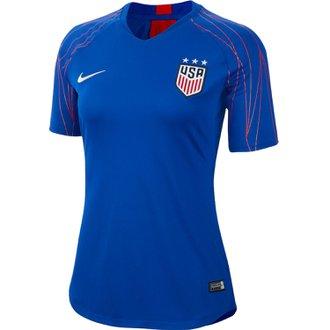 Nike USA Dry Squad Top para Mujeres