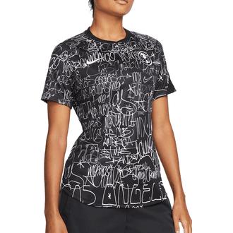 Nike Club América LAxLA Camiseta de Pre-Partido para Mujeres