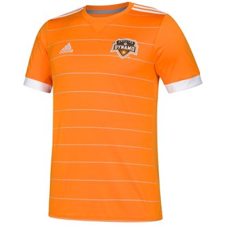 adidas Houston Dynamo Home 2018-19 Youth Primary Jersey