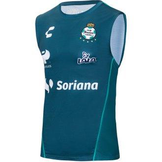 Camiseta sin manga de Chalry Santos 18-19