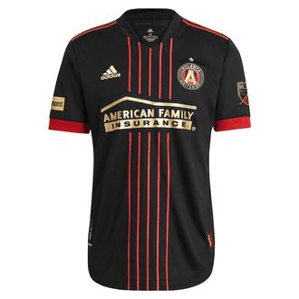 adidas Atlanta United FC Playera de Local 2021-22 Auténtica
