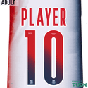 Chivas 20-21 Adult Name Set