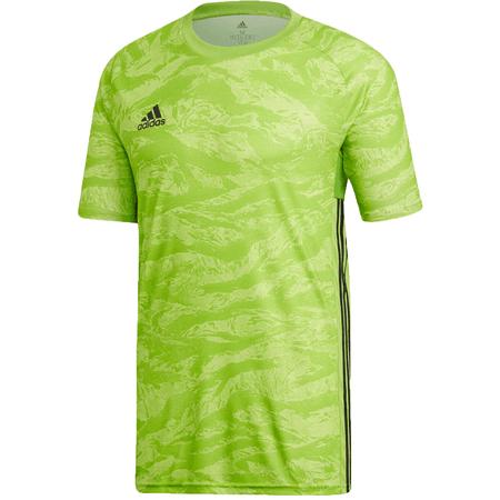 adidas AdiPro 19 Short Sleeve Goalkeeper Jersey | WeGotSoccer