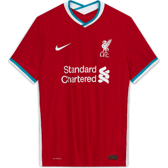 Nike Liverpool 2020-21 Home Authentic Vapor Match Jersey