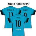 FC Barcelona 2016 Adult Name Set Patch