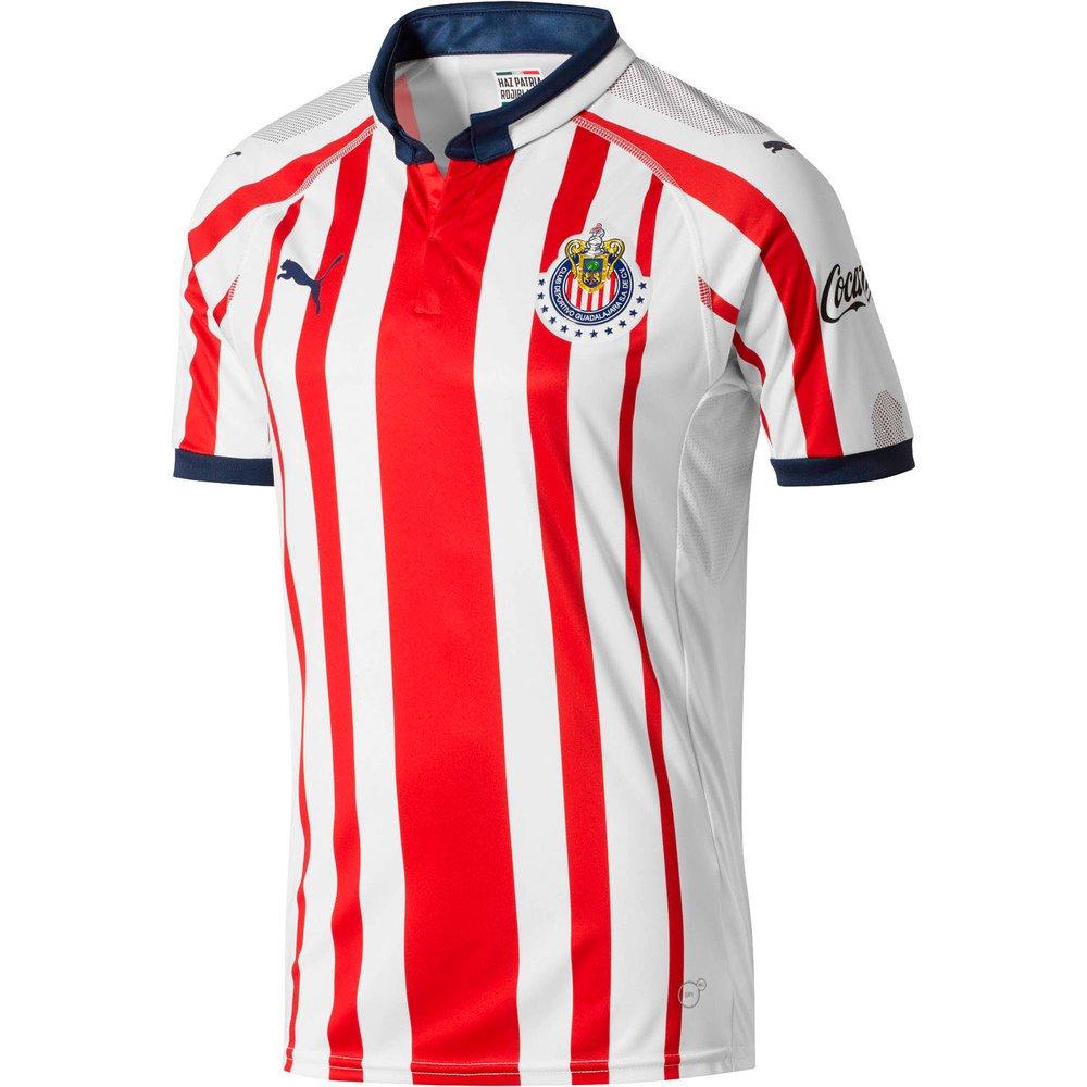 31f161f1454 Puma Chivas Jersey de Local 18-19   Univision Deportes Fan Shop