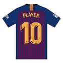 FC Barcelona 2018 Youth Name Set Patch