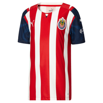 Puma Chivas Jersey Local 21-22 para Niños