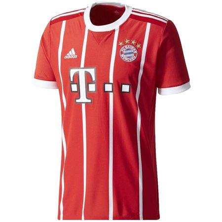 adidas Bayern Munich Jersey Local 2017-2018