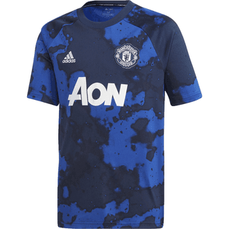 adidas Manchester United 2019-20 Youth Prematch Top