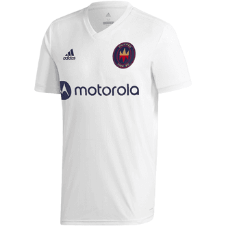 Adidas Chicago Fire Away 2020 Stadium Jersey