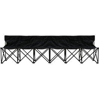 WGS 6 Seater Folding Bench
