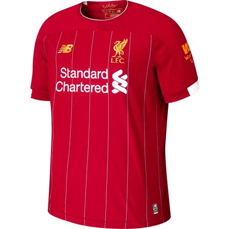 New Balance Liverpool FC Jersey Replica de Local 19-20