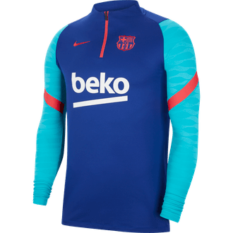 Nike 2020-21 Barcelona Strike Drill Top