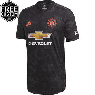 adidas Manchester United 3rd 2019-20 Authentic Jersey