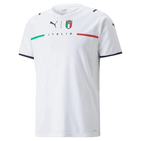Puma Italy 2021 Away Men's Stadium Jersey