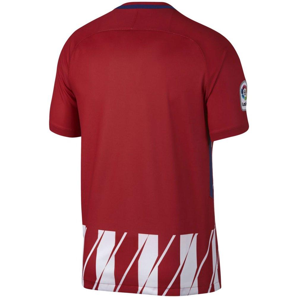 6e6d17d8586 Nike Atletico Madrid Home 2017-18 Stadium Jersey | WeGotSoccer.com