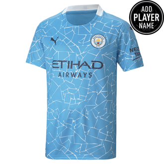Puma Manchester City Jersey de Local 20-21 para Niños