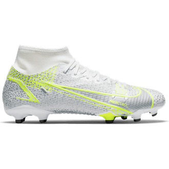 Nike Superfly 8 Academy FG MG - Silver Safari