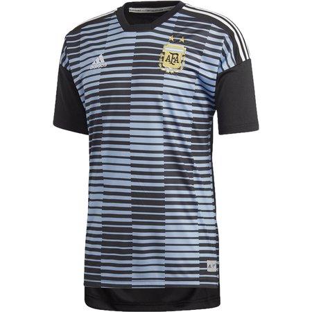 adidas Argentina Home Parley Pre-Match Jersey | WeGotSoccer