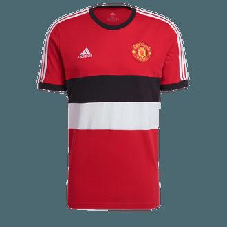 Adidas 2021-22 Manchester United 3 Stripe Men
