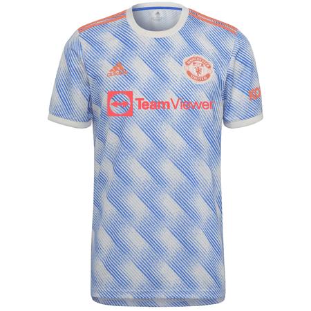 adidas Manchester United Away 2021-22 Men's Stadium Jersey
