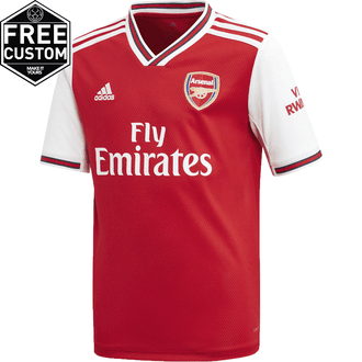 adidas Arsenal Jersey de Local para Niños 19-20