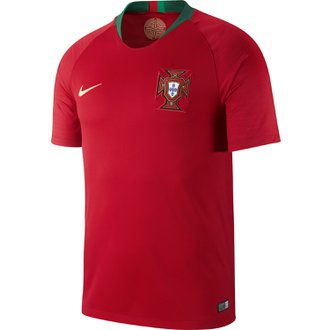 Nike Portugal 2018 World Cup Home Stadium Jersey