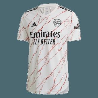 adidas Arsenal Away 2020-21 Authentic Match Jersey