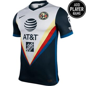 Nike Club América Jersey Visitante 20-21