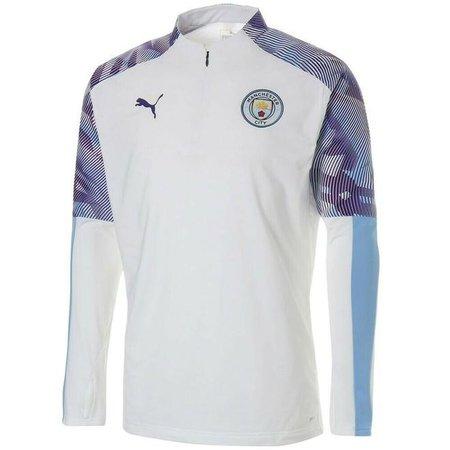 Puma Manchester City Men's 1/4 Zip Top