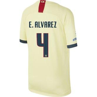 Nike Club América Alvarez  Jersey Local 19-20 para Niños