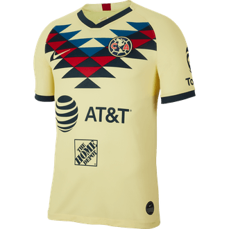 Nike Club America 2019-20 Home Stadium Jersey
