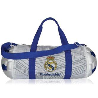 Real Madrid Ball to Duffle Bag