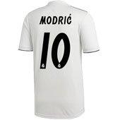 adidas Real Madrid Modric Home 2018-19 Stadium Jersey