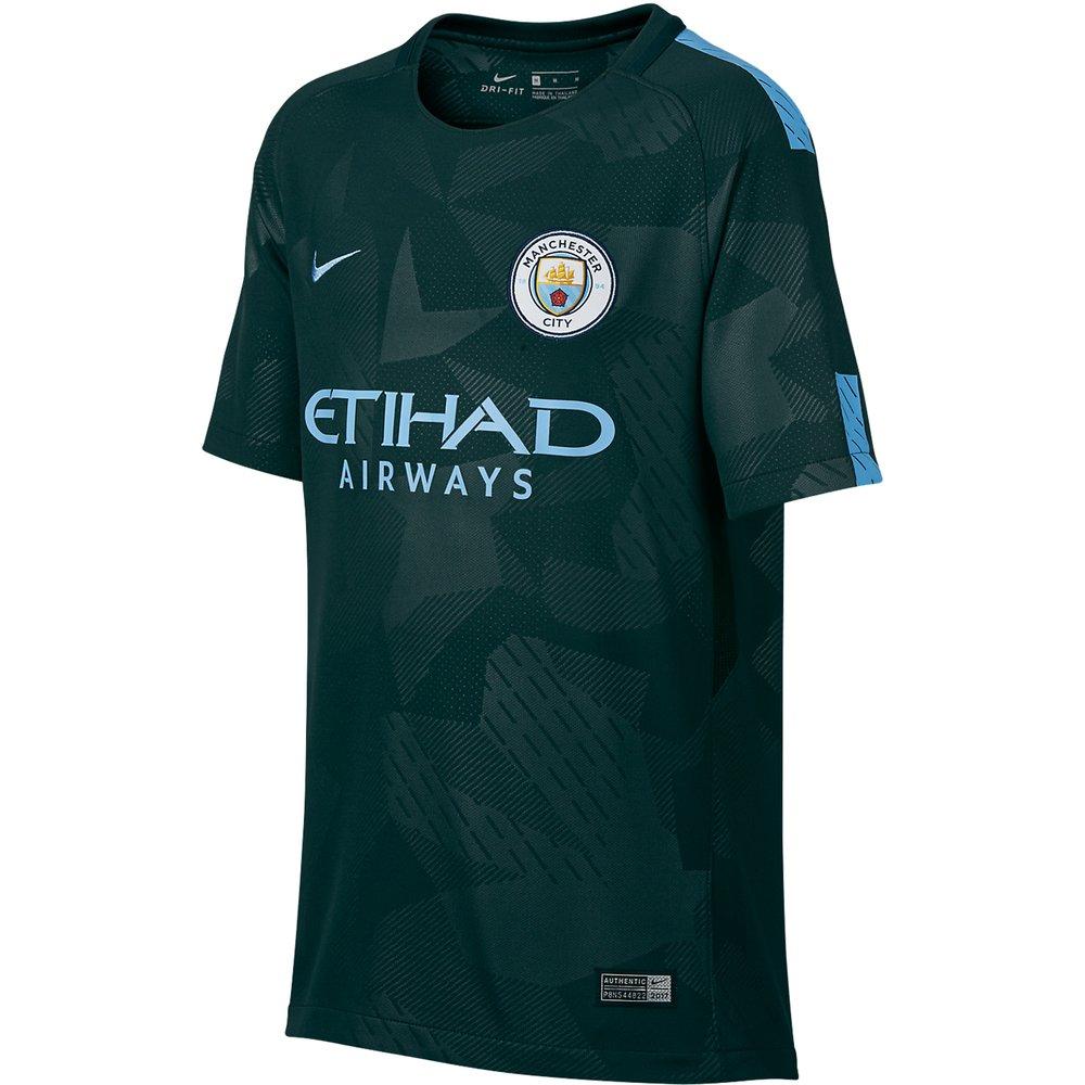 Nike Manchester City 2017-18 Youth Third Stadium Jersey ...