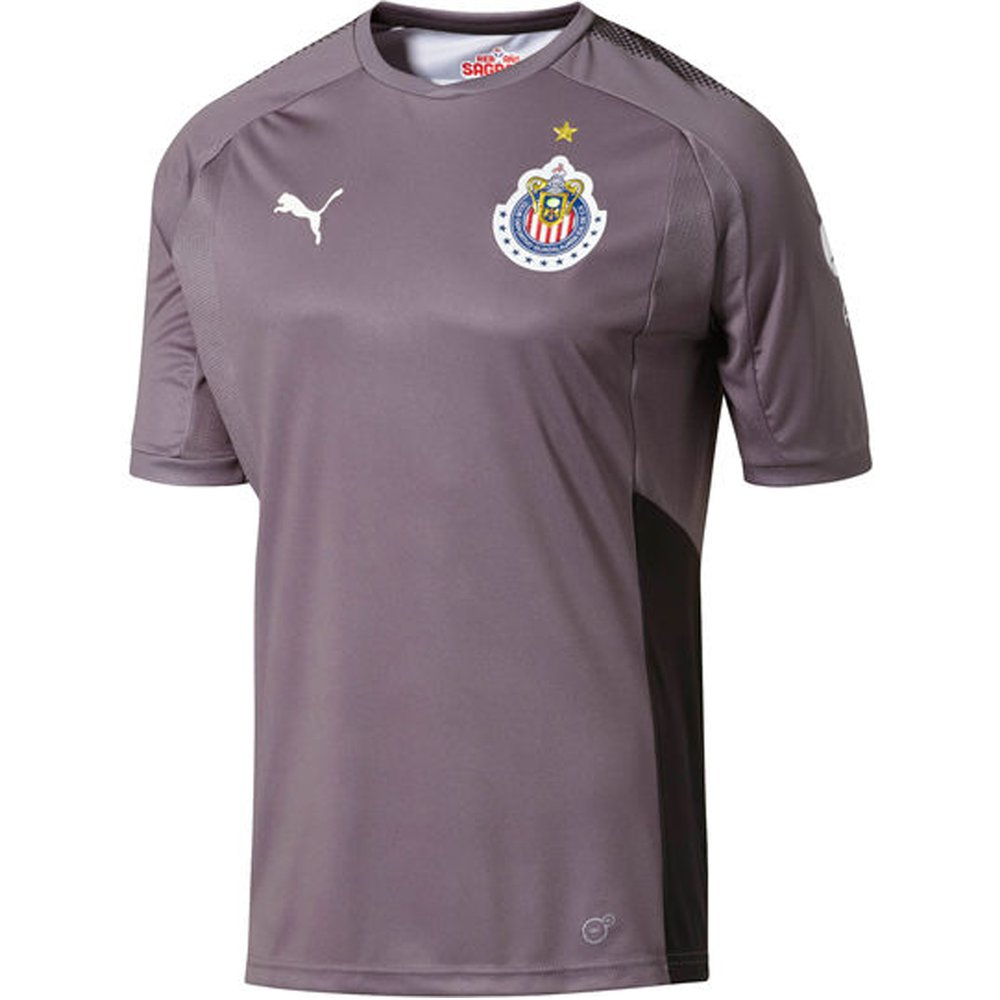 hot sales 87c21 5a122 Puma Chivas Goalkeeper 2018-19 Home Jersey | WeGotSoccer