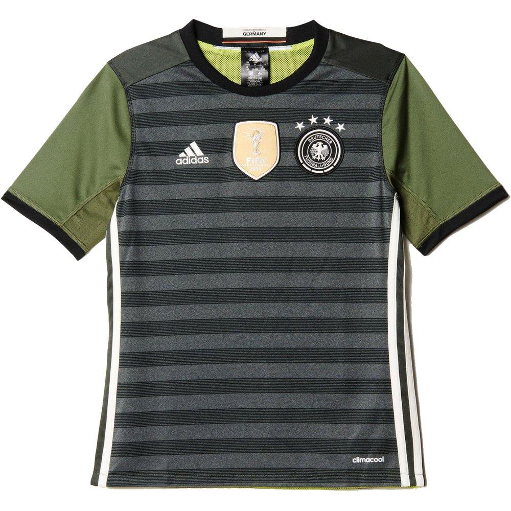 adidas Germany Away 2016-17 Youth Replica Jersey ...