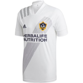 Adidas 2020 LA Galaxy Home Stadium Jersey