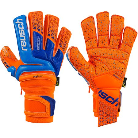 Reusch Prisma Supreme G3 Fusion OT Shock Goalkeeper Gloves